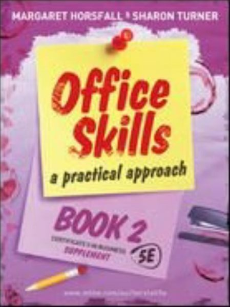 Office Skills Book 2 Supplement