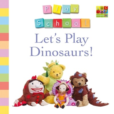 (ebook) Let's Play Dinosaurs!