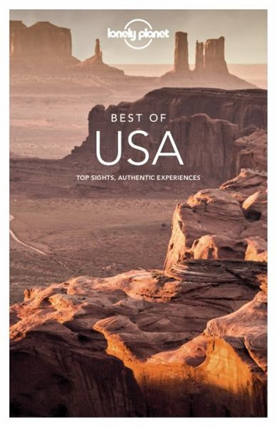 Lonely Planet: Best of USA