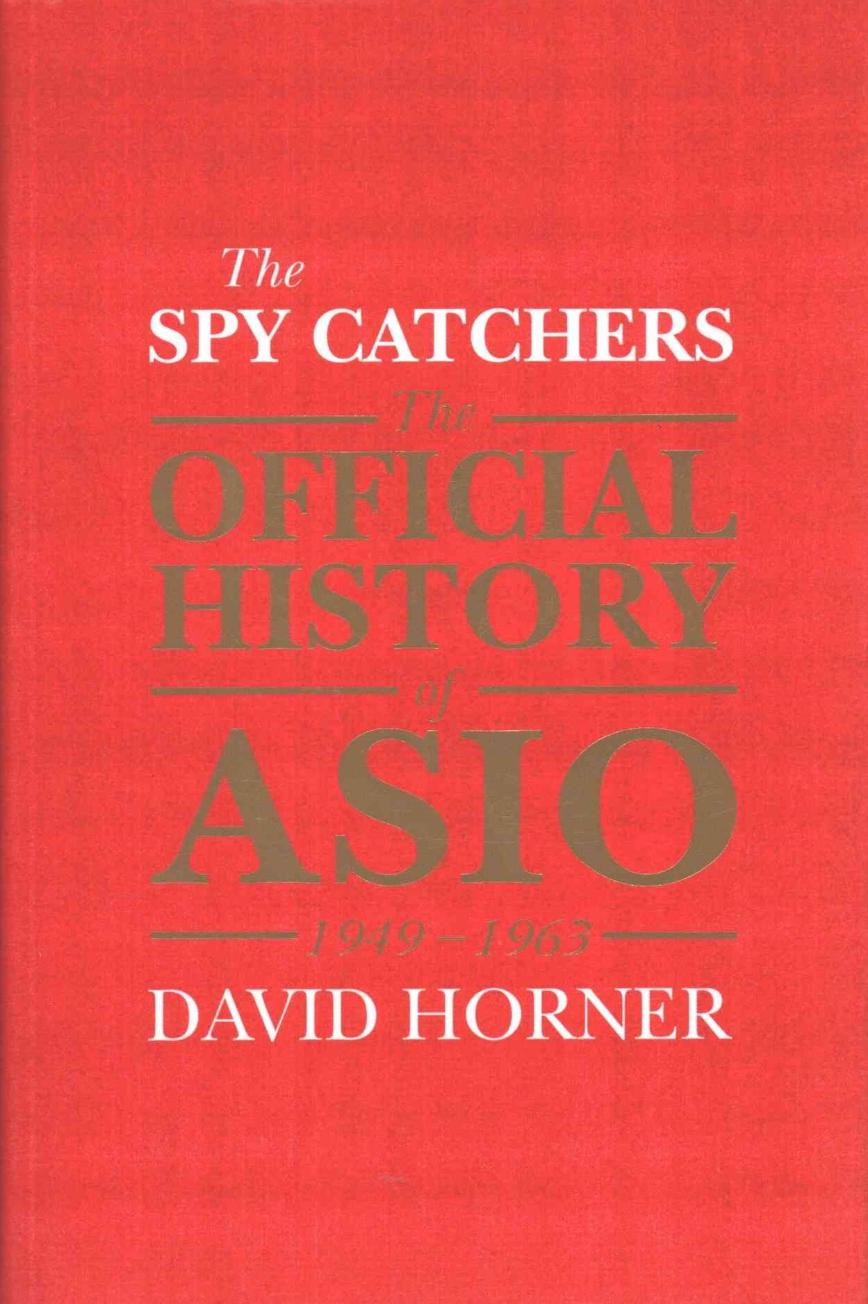 The Spy Catchers