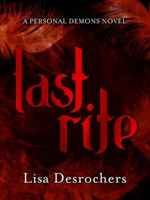 Last Rite: Personal Demons Novel 3