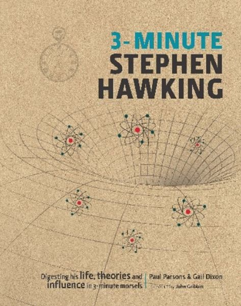 3-Minute Stephen Hawking