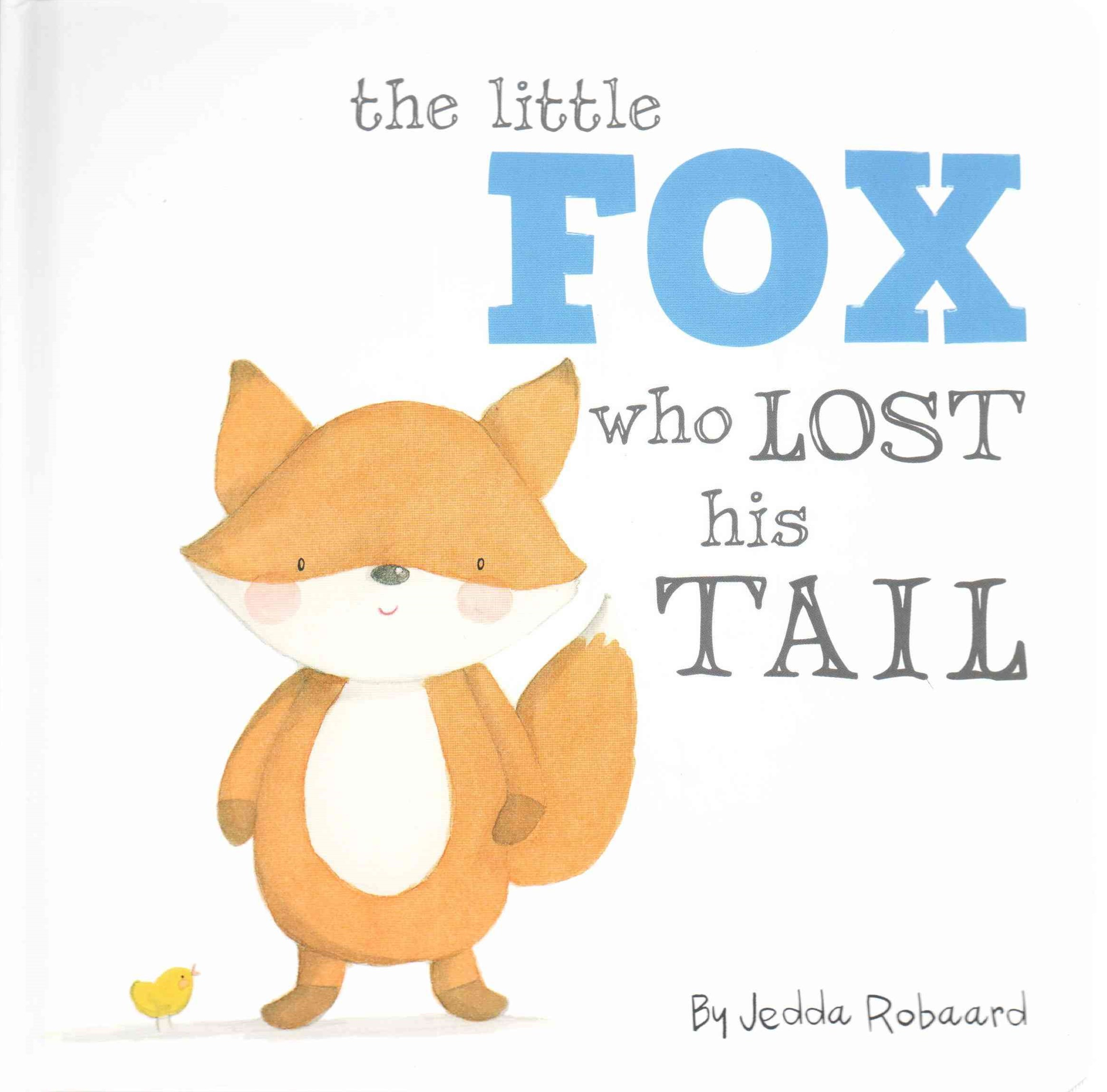 Little Fox Who Lost His Tail
