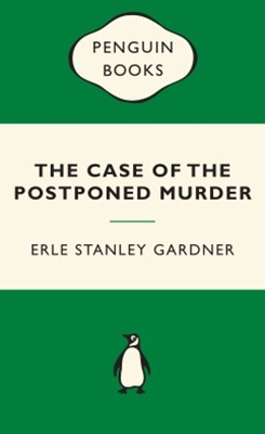 (ebook) The Case of the Postponed Murder