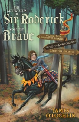 (ebook) The Adventures of Sir Roderick, The Not-Very Brave