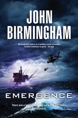 (ebook) Emergence: A Dave Hooper Novel 1