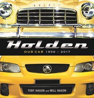 Holden: Our Car 1856 2017