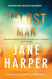 The Lost Man by Jane Harper (9781743549100) - PaperBack - Crime Mystery & Thriller