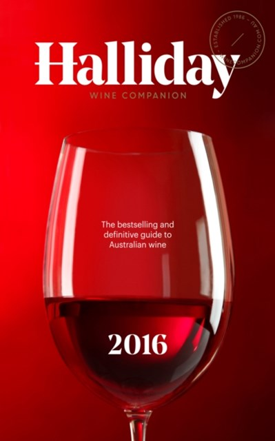 (ebook) Halliday Wine Companion 2016