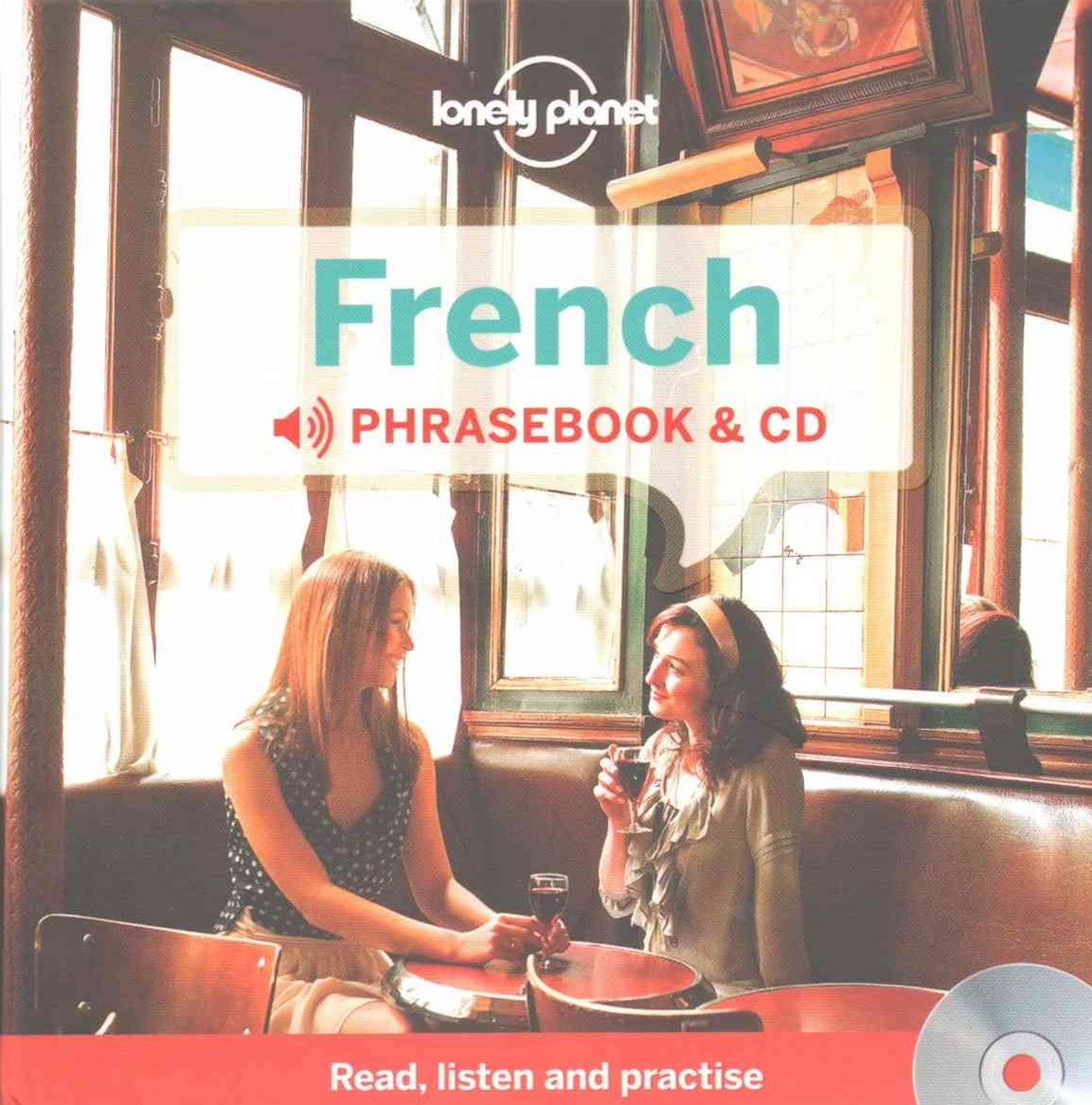 Lonely Planet French Phrasebook