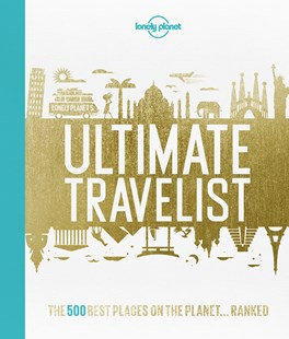 Lonely Planet's Ultimate Travelist by Lonely Planet (9781743607473) - HardCover - Reference Atlases