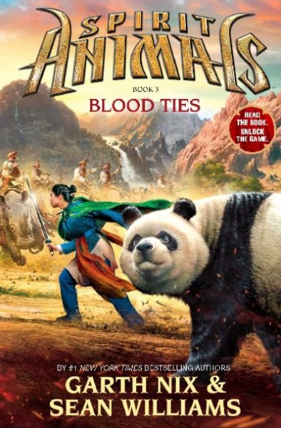 Spirit Animals: #3 Blood Ties