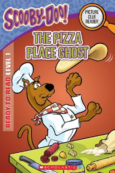Scooby-Doo! Ready-to-Read Level 1: Pizza Place Ghost