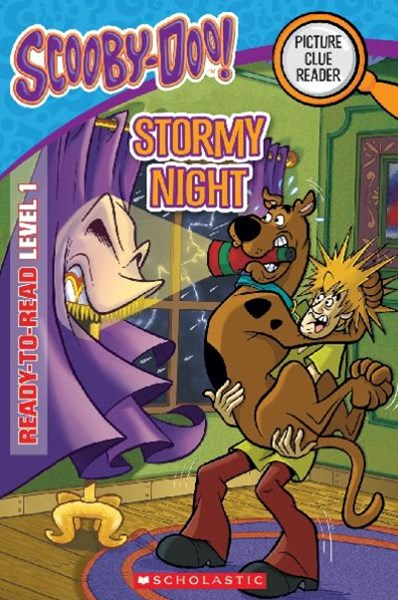 Scooby-Doo! Ready-to-Read Level 1: Stormy Night