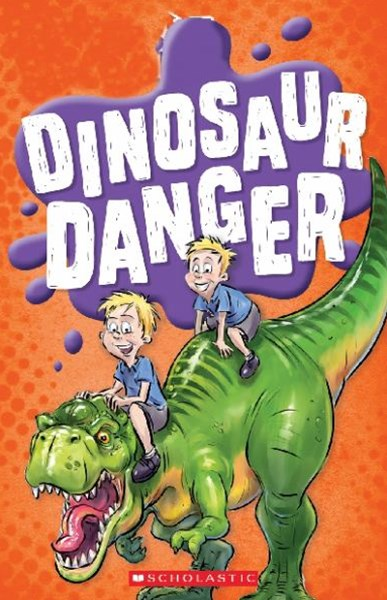 Double Trouble: #3 Dinosaur Danger