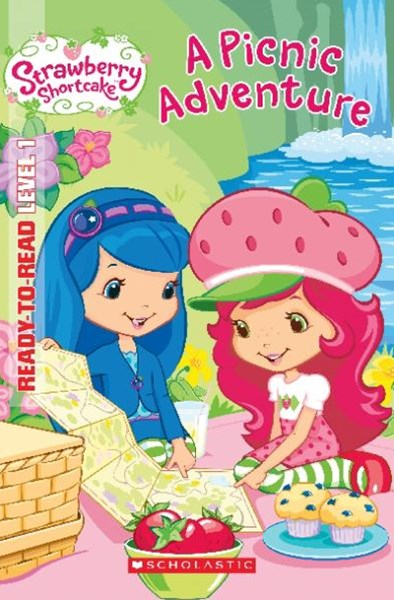 Strawberry Shortcake Ready-to-Read Level 1: A Picnic Adventure