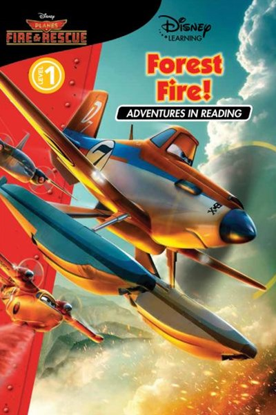 Disney Learning: Planes: Forest Fire! Level 1