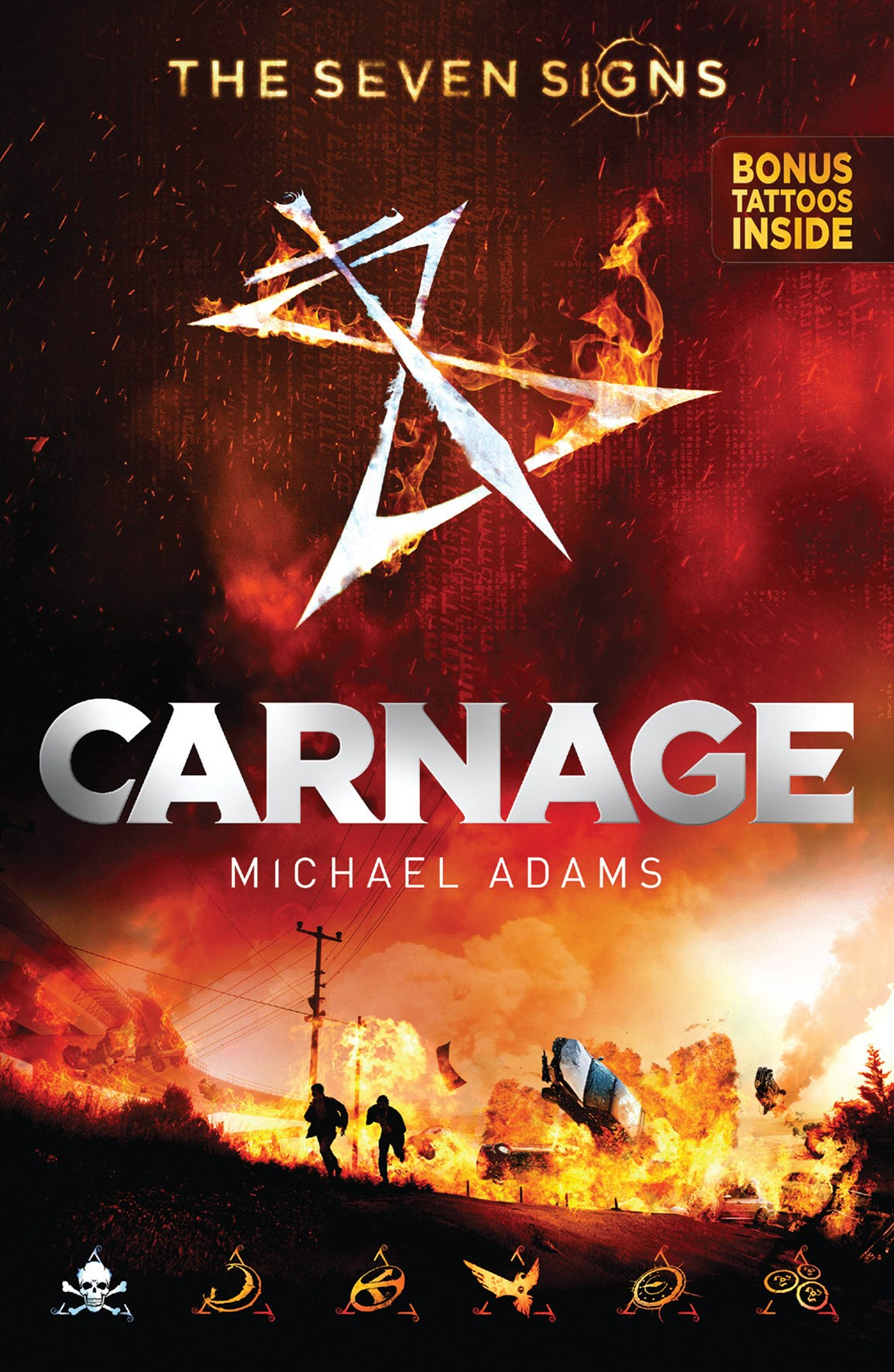 Carnage (Seven Signs Book 2)