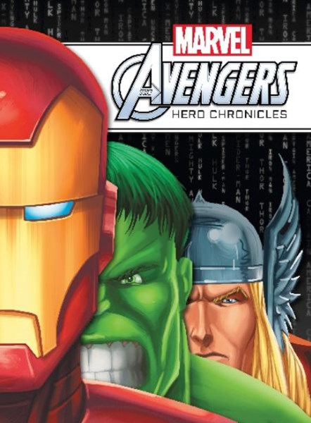 Marvel Avengers Hero Chronicles