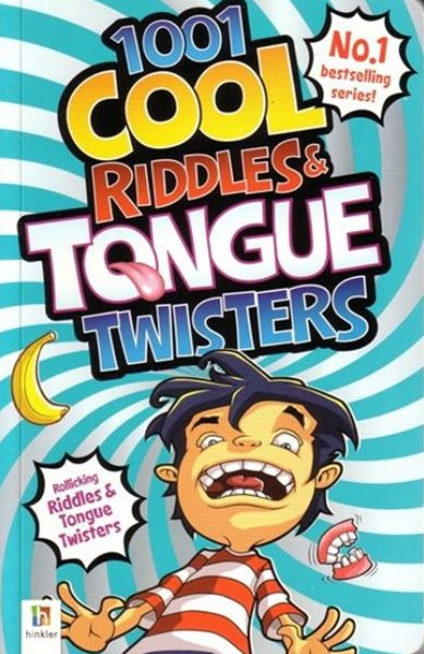 1001 Cool Riddles & Tongue Twisters