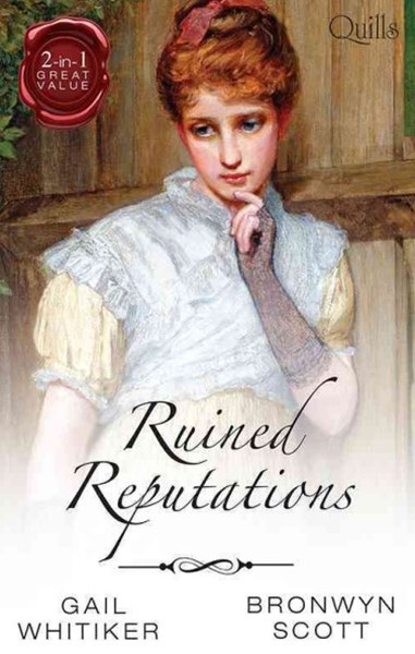 (ebook) Ruined Reputations/No Role For A Gentleman/A Lady Risks All