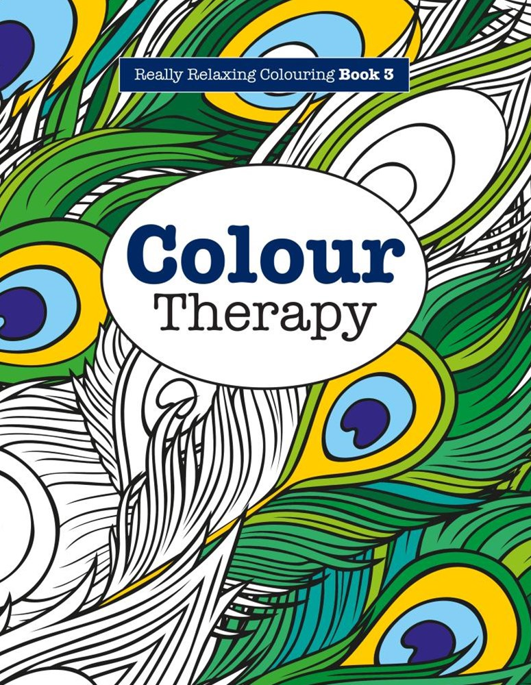 Colour Therapy (Really Relaxing Colouring Book 3)