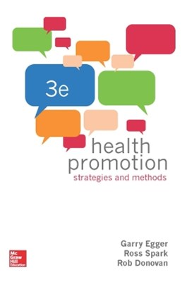 Health Promotion Strategies and Methods, Third Edition
