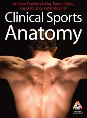 Clinical Sports Anatomy