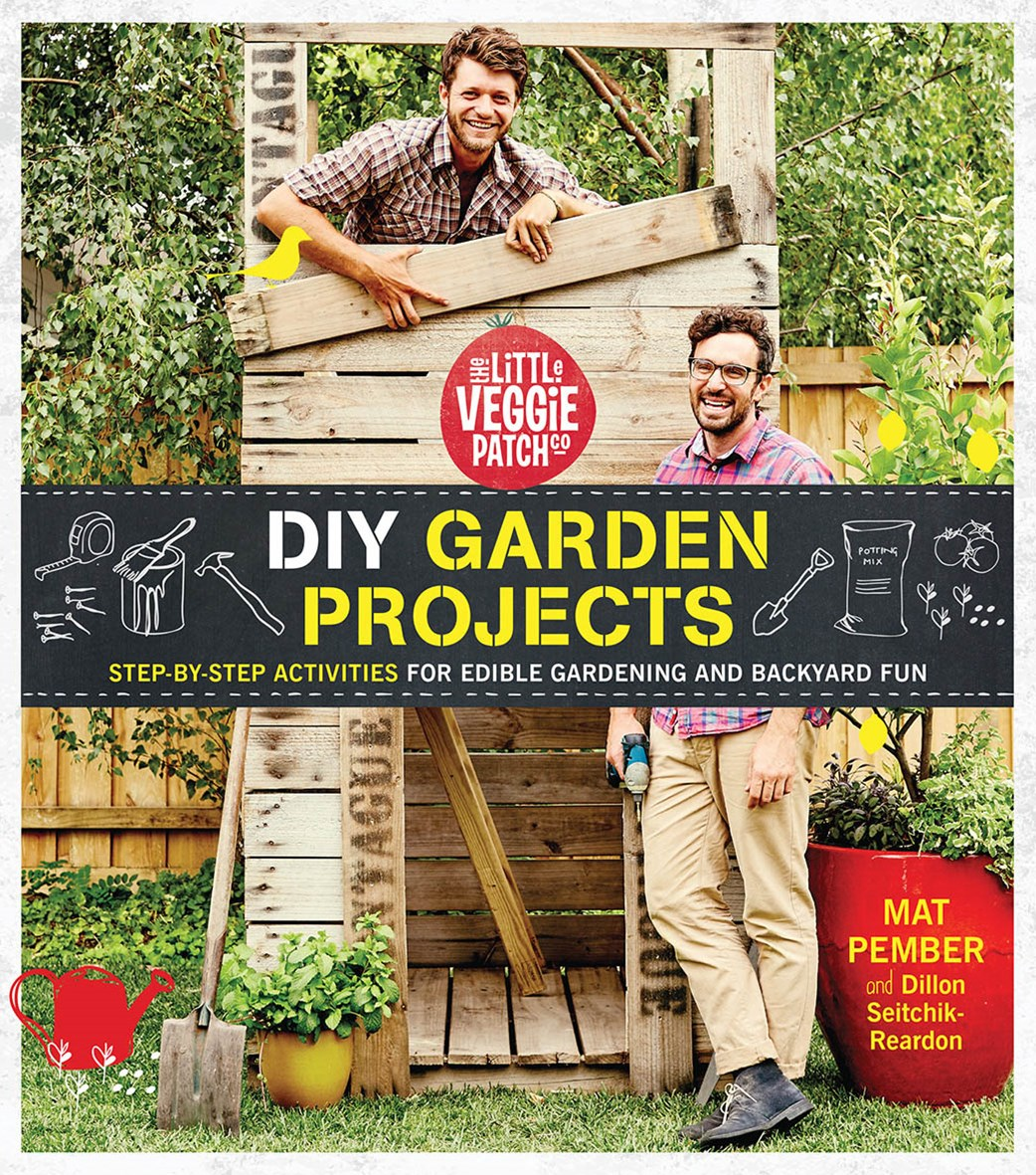 The Little Veggie Patch DIY for Edible Gardens
