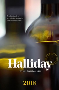 Halliday Wine Companion 2018 by James Halliday (9781743792933) - PaperBack - Cooking Alcohol & Drinks