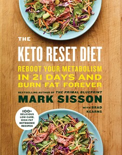 The Keto Reset Diet by Mark Sisson (9781743794616) - PaperBack - Health & Wellbeing Diet & Nutrition