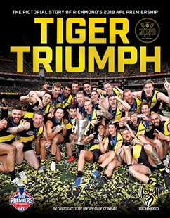 Tiger's Triumph by Russell Jackson (9781743796368) - PaperBack - Sport & Leisure Football