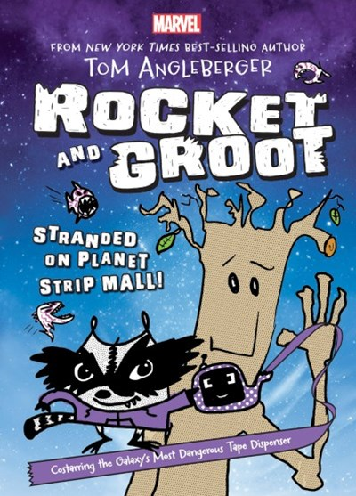 Marvel Rocket and Groot #1: Stranded on Planet Strip Mall
