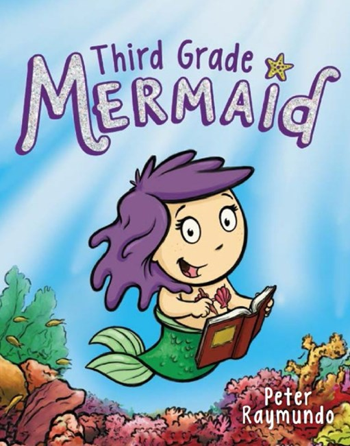 Third Grade Mermaid #1