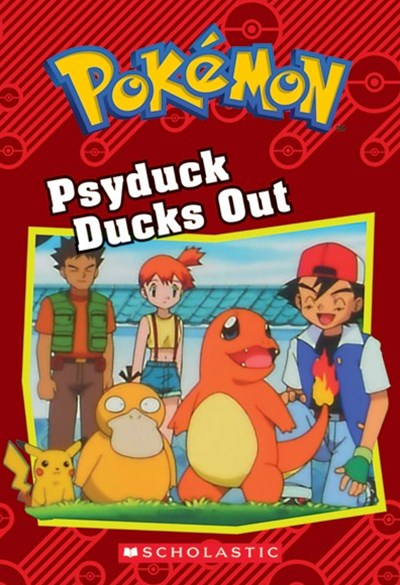 Psyduck Ducks Out