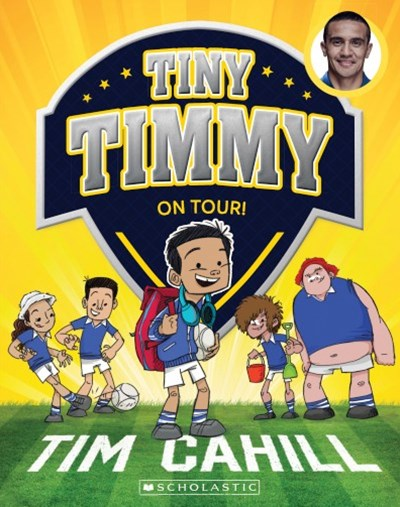 On Tour! (Book 5, Tiny Timmy)