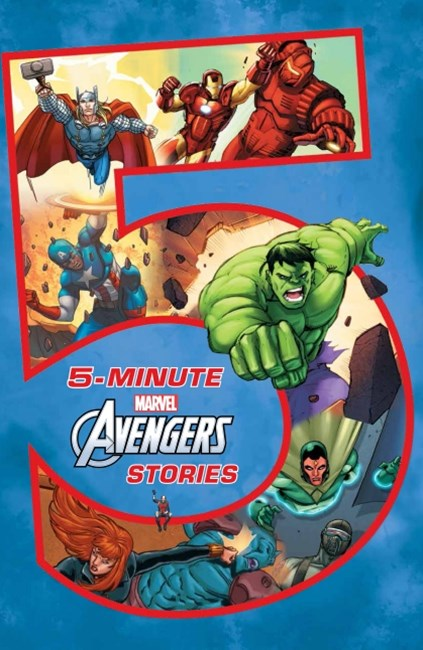 Marvel: 5 Minute Avengers Stories