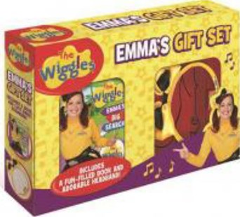 The Wiggles Emma!: Emmas Gift Set by The Wiggles (9781760067793) - PaperBack - Children's Fiction