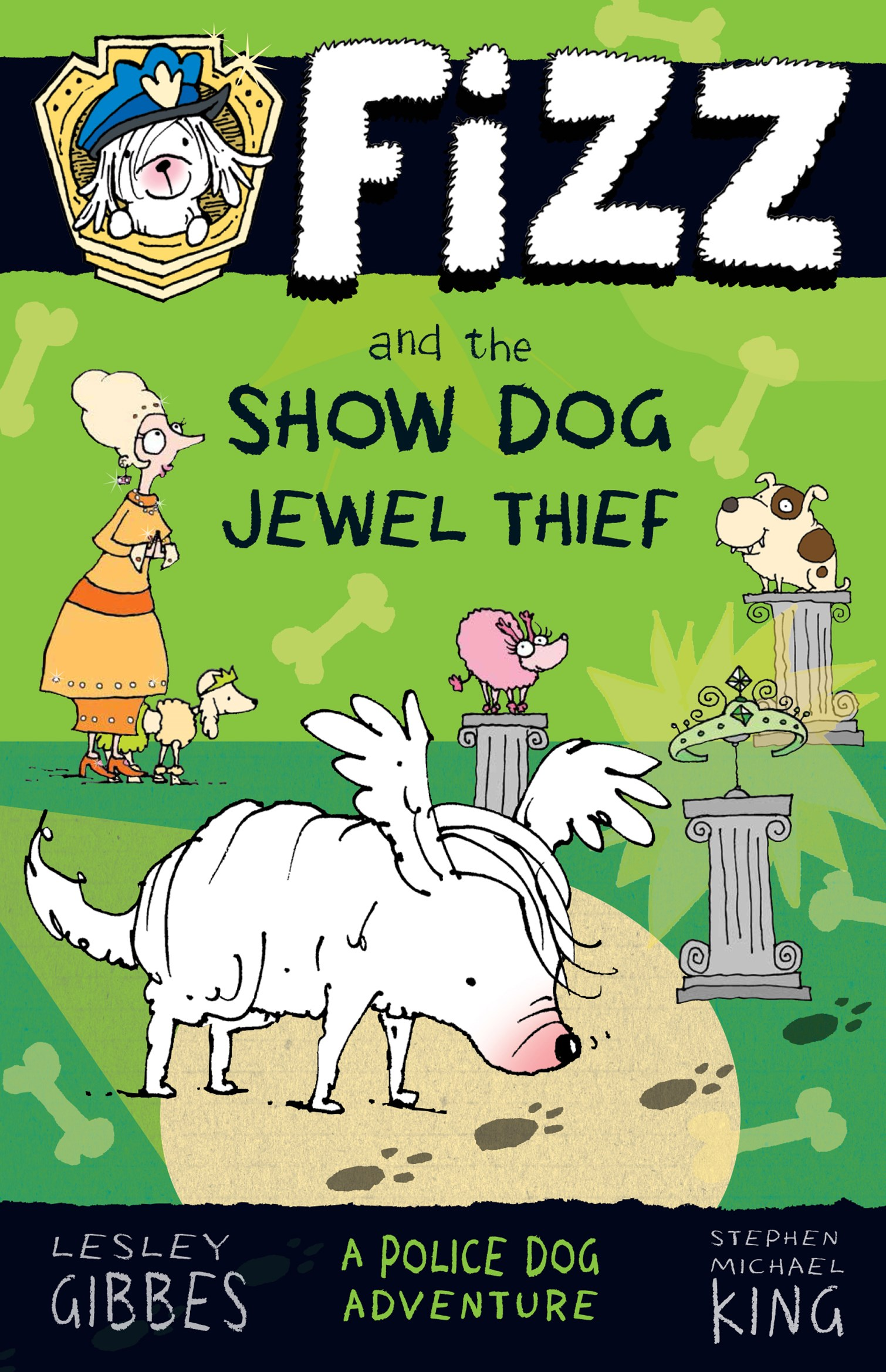 Fizz and the Show Dog Jewel Thief: Fizz 3