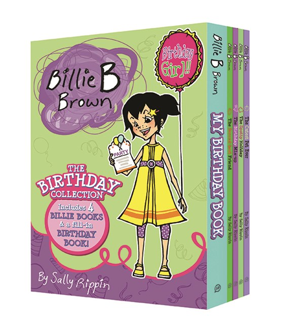Billie B Brown Birthday Collection