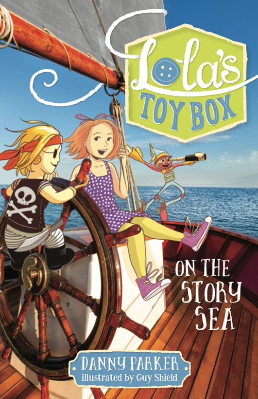 Lola's Toybox: on the Story Sea