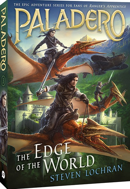 Paladero: The Edge of the World