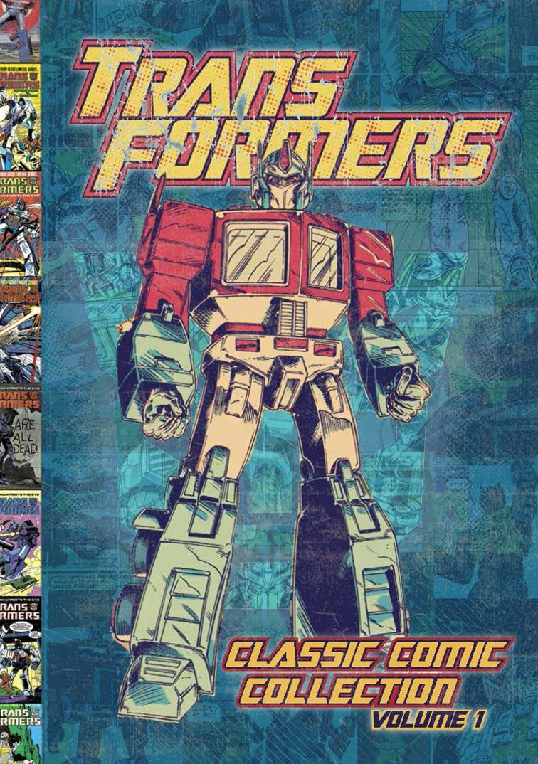 Transformers Classic Comic Collection, Vol. 1
