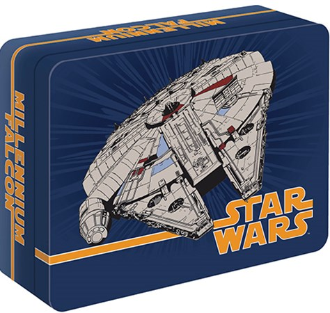 Star Wars Millennium Falcon Tin