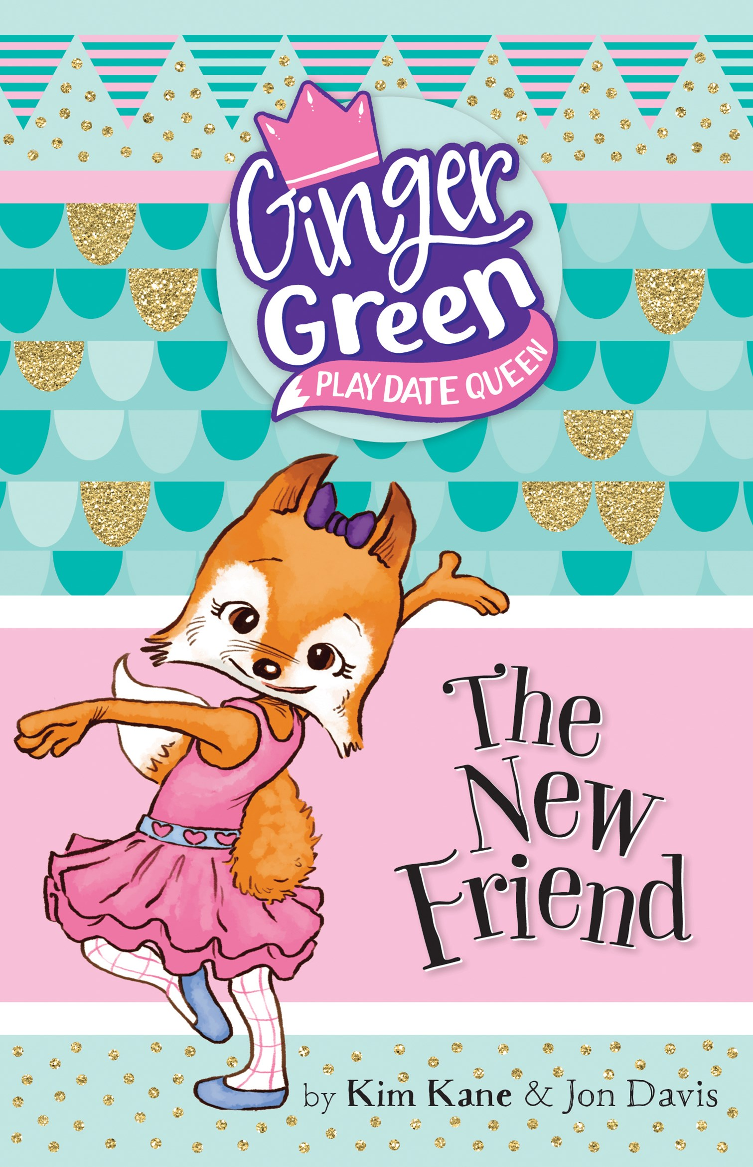 Ginger Green, Play Date Queen: The New F