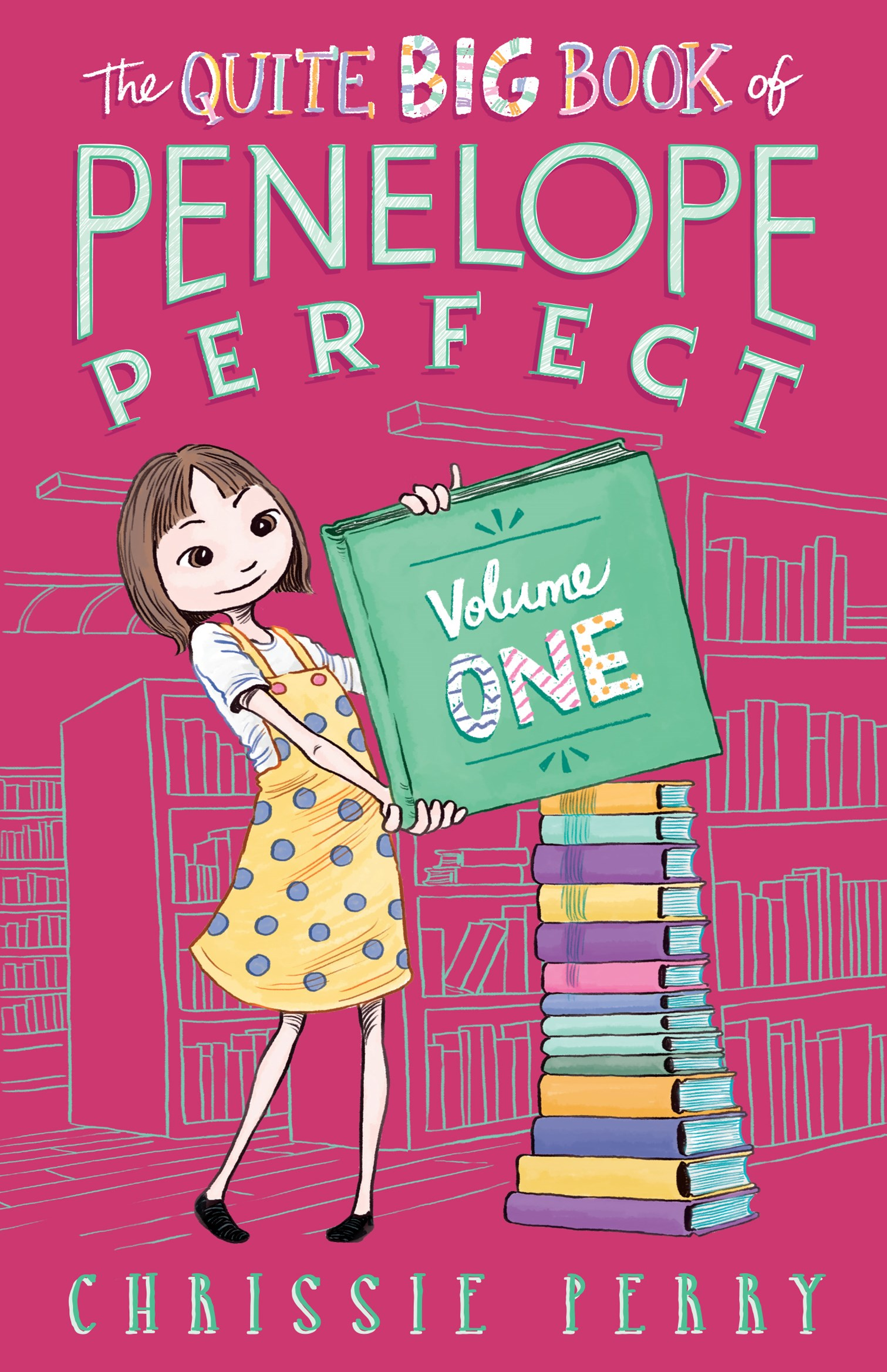 QUITE BIG BOOK OF PENELOPE PERFECT