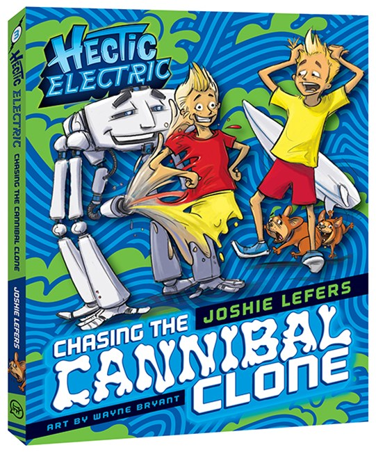 Hectic Electric: Chasing the Cannibal Cl