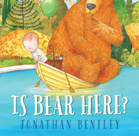 Is Bear Here?