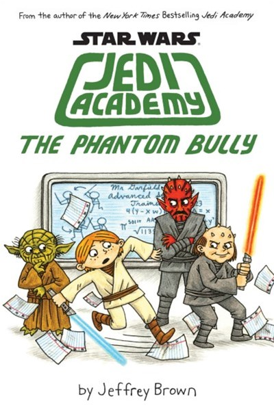 Star Wars: Jedi Academy: The Phantom Bully (#3)