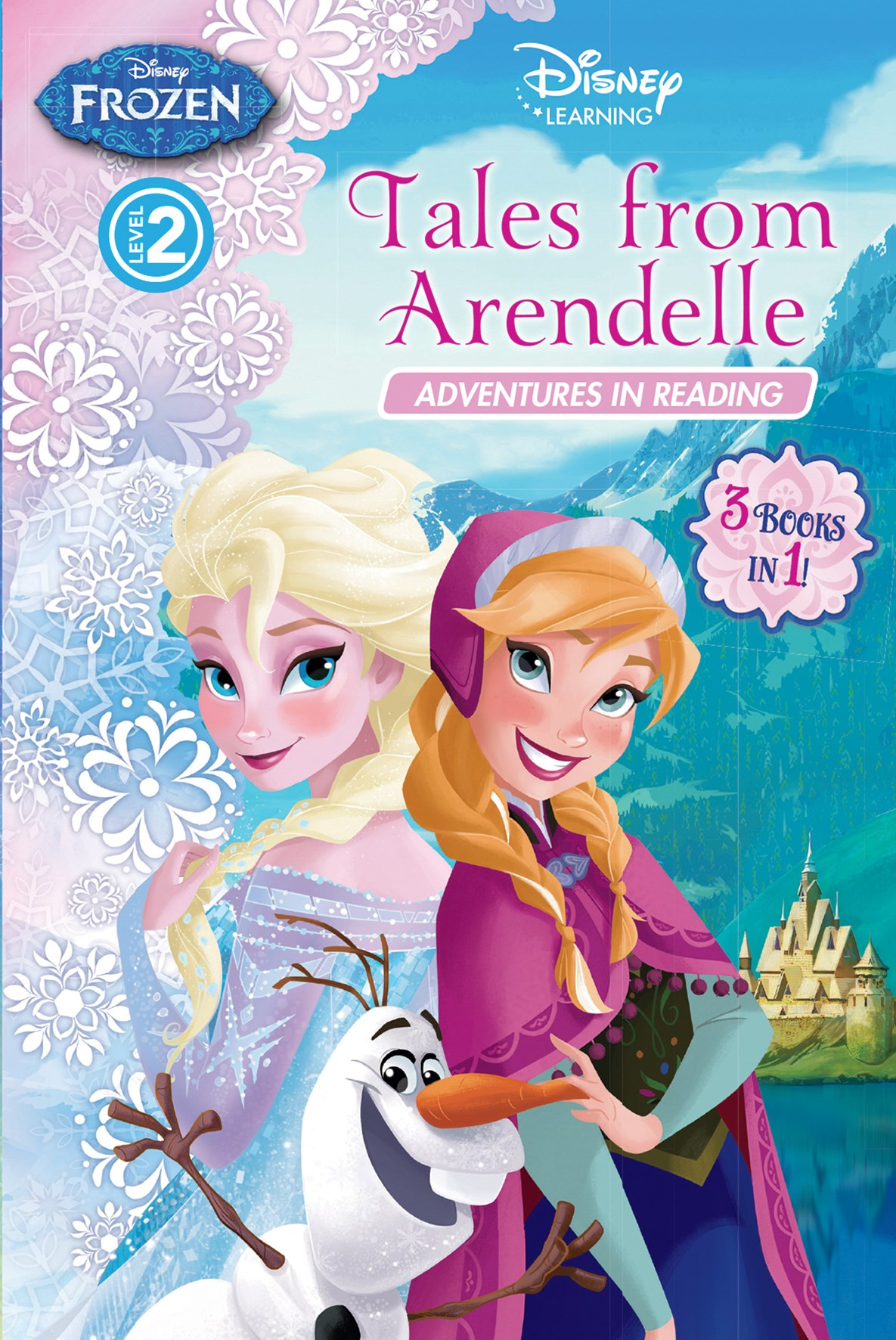 Disney Learning: Frozen: Tales From Arendelle Level 2